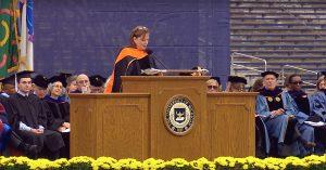 mary barra discorso tenuto alla University of Michigan 2014